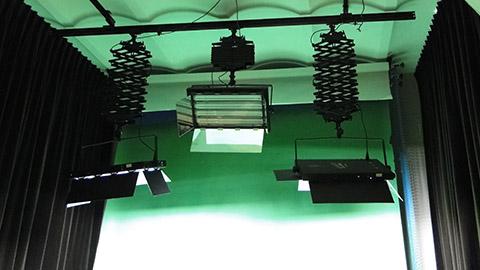 Van de Laar | Van Efferen - Green screen studio